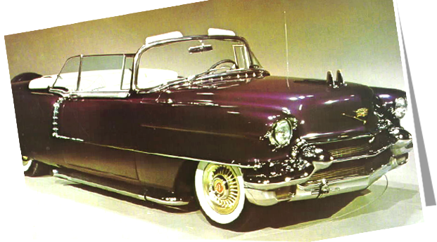 Elvis's Cadillacs ::